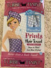 Turbie Twist Hair Towel as seen on tv
