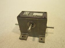 Allied Devices Reduction Gearbox DDJ1, Appears Unused, Great Find! Priced Low!