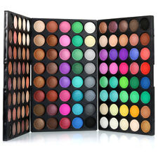 120 Couleurs Palette Fard Ombre à Paupières Yeux Smokey Eyeshadow Maquillage HOT