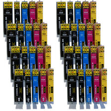40 Replacements for Canon PGI-550 / CLI-551 XL HIGH YIELD printer ink cartridges