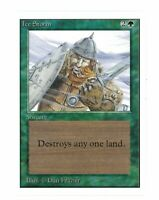 Ice Storm - UNLIMITED Edition - Old School - MTG Magic The Gathering