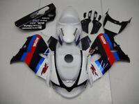Neu Verkleidungssatz Verkleidung Fairing für Suzuki TL1000R 98-02  blau schwarz