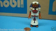 Playmobil Pharaoh Egyptian series klicky figure for collectors mint toy 163