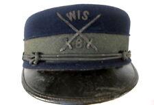 Span-Am War US Army M1895 Enlisted Forage Cap Kepi Hat - Wisconsin Volunteers #3