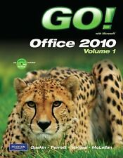 Go! With Microsoft by Alicia Vargas, Robert L. Ferrett and Shelley Gaskin...
