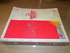 1980 Datsun 280ZX S-130 Series models Factory Service Manual_Nissan ORIGINAL
