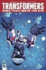 Transformers #55 More Than Meets The Eye VARIANT Cover RI Nick Roche 1:10