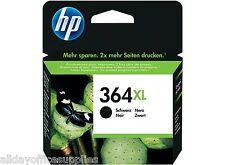 Genuine HP 364XL Black Ink Cartridge for PhotoSmart 5510 5520 6520 7520 B110a