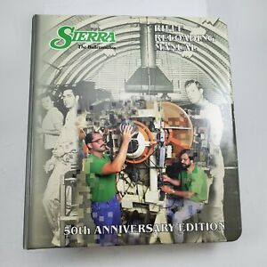 Sierra Rifle Reloading Manual 50th Anniversary Edition 4th Edition 1995