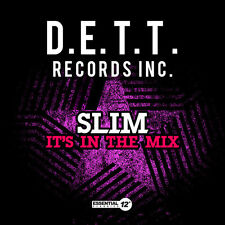 Slim - It's in Mix [New CD] Extended Play, Manufactured On Demand