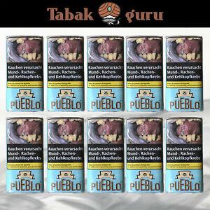 Pueblo Bue ohne Zusätze Feinschnitt Drehtabak Pouches 10 Stück à  30 g