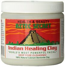 Aztec Secret Indian Healing Facial Clay 1 Lb. 100% Natural NEW