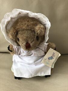 Beatrix Potter Peter Rabbit Collection Mrs Tiggy-Winkle an Eden Soft Plush Toy