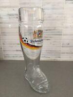 Weihenstephaner Glass Boot ~ World Cup 2018 Edition~ Das Boot ~Soccer Boot