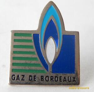 Ancien PIN'S : GAZ de BORDEAUX - NATEL-IMPEX
