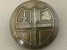 Brass Livery Button For The City of London.  25mm, J.R.Gaunt & Son Ltd,London (A