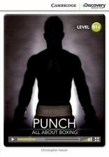 Punch: All About Boxing Intermediate Book With Online Access (cambridge Disco...