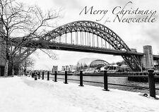 Christmas Theme Blank Card