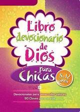 Libro Devocionario de Dios Para Chicas = God's Little Devotional Book for Girls