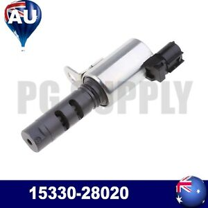 15330-28020 Engine Oil Control Variable Valve Timing VVT Solenoid Toyota Camry