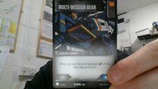 Transformers CCG Multi Mission Gear UNUSED