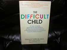 The Difficult Child paperback Stanley Turecki MD 1989