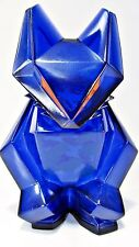 Michael Air Jordan XX2 Stealth Cat vinyl figure DARK BLUE - Brian Flynn Super7