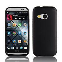 GENUINE INVENTCASE BLACK TPU HYDRO GEL CASE COVER SKIN + FILM FOR HTC ONE MINI 2