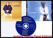 KEITH URBAN (CD) Country Australie 1999