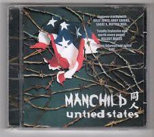 (GY924) Manchild, United States - CD