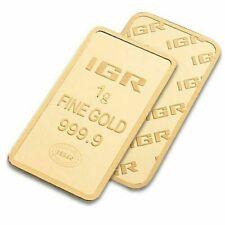 Istanbul Gold Refinery (IGR/IAR)