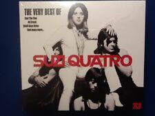 SUZI.  QUATRO.        VERY. BEST. OF.  SUZI. QUATRO.         TWO COMPACT  DISCS