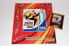 Panini WC WM 2010 South Africa – 1 x Leeralbum EMPTY ALBUM Edition South America