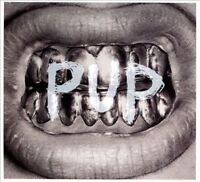 PUP Pup CD BRAND NEW S/T Self-Titled Gatefold Sleeve
