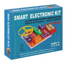 Snap on System Electronic Circuit Educational Car Kit, 58 modes to play