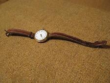 ▀█▀ ██ █▄ █▄ vecchie signore orologio da polso con nastro-per - 1900