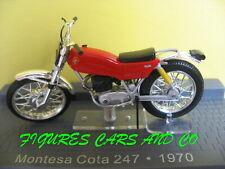 1/24 MOTO CLASSIQUE  MONTESA COTA 247 1970   MOTORCYCLE