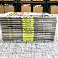 (13) Xbox Game Demo Discs Lot of 13 Official Xbox Magazine