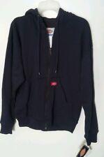 DICKIES Mens TW6303 Thermal Lined Fleece Hoodie DARK NAVY  3XL NWT