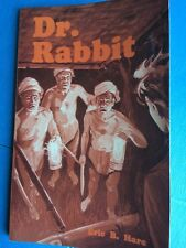 NEW Dr. Rabbit by Eric B. Hare Paperback Book (English) Free Shipping