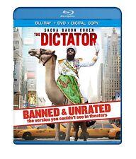 Blu Ray THE DICTATOR.  Sacha Baron Cohen. New sealed.