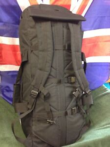 BRITISH ARMY Issue 110 Litre Capacity BLACK DEPLOYMENT BAG Holdall GRADE 1