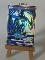 Shadow Mewtwo and Crypto Lugia Pokemon GX Team Custom Card In Full Holo Proxy
