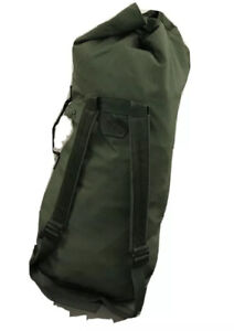 ‼️US Army Military Gear Seesack Original Vintage Duffle Bag oliv ‼️