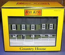 RAIL KING BY MTH COUNTRY HOUSE STILL IN BOX