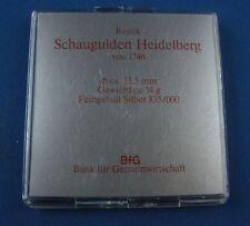 REPLIK guarda FIORINO Heidelberg 1746 ARGENTO OVP