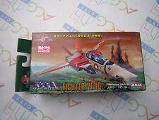 Anime Macross 1/170 Scale Valkyrie Vf-1D Fighter Model Kit Arii Japan Robotech