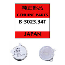 Genuine Seiko Kinetic Watch Capacitor 3023 34T Rechargeable Battery - NEW!