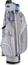 Bennington Cartbag QO 9 Lite Farbe: Dolphin Grey/Indigo Neu!