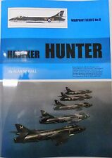 Warpaint Series No.8 - Hawker Hunter             60 Pages           Book